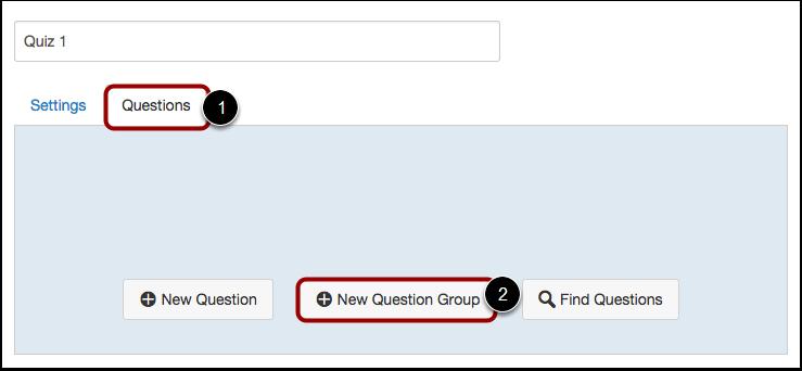 Tilføj ny spørgsmålsgruppe