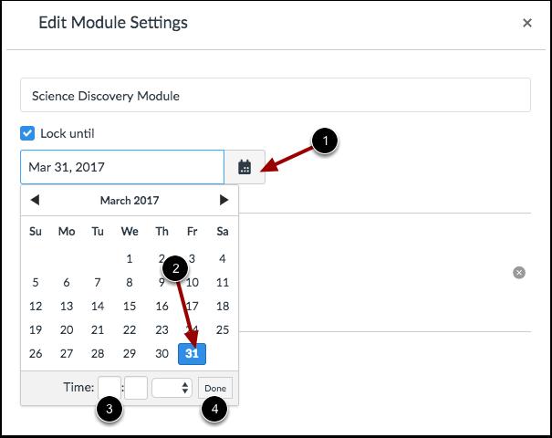 Use Calendar