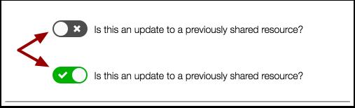 Seleccionar la opción de actualizar