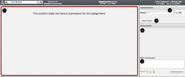 Grade Assignment Submissions: Getting Started with Canvas