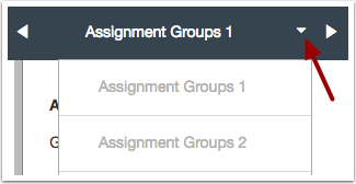 View Group Assignments
