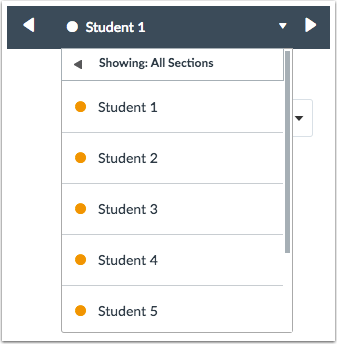 View Student Names