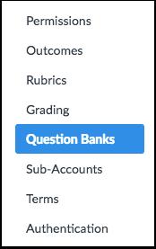Open Question Banks