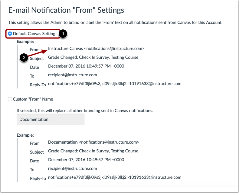 how to change sender name in outlook