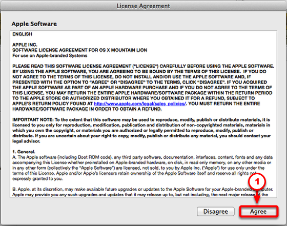 Appendix C: Troubleshooting First Time Access for MAC-ONLY - Step #2