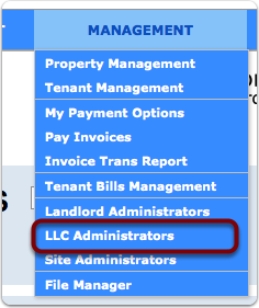 LLC Admin