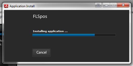 Installing Application