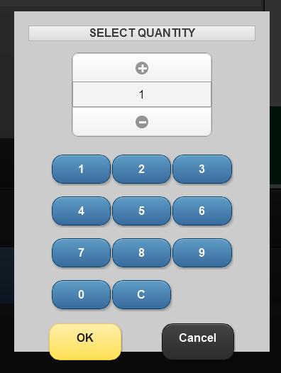 Select Quantity