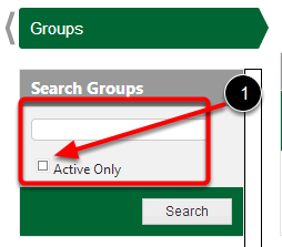 Search Groups