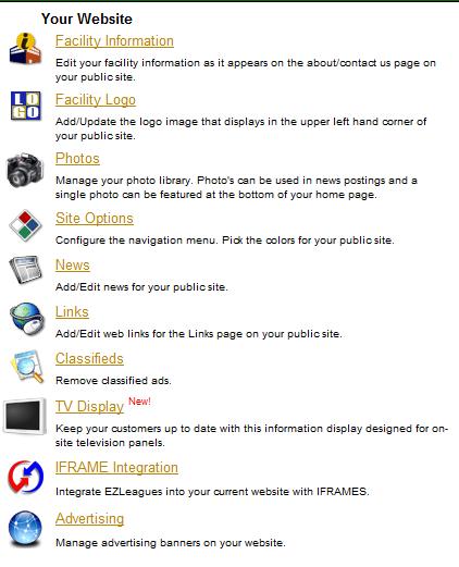 Format Public Site