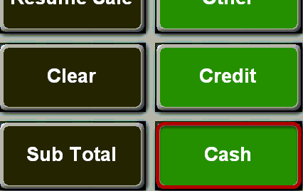 """""""Cash"""" Button"""