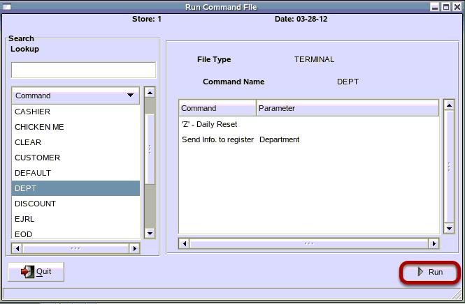 Run Command File