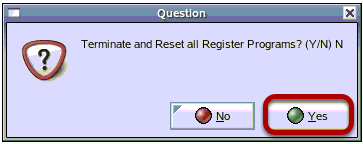 Reset Regs Continued