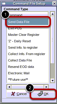Command File Setup