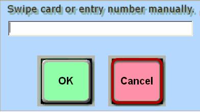 Card Swipe Prompt