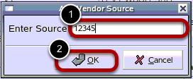 Add Vendor Source