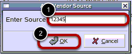 Add Vendor Source