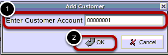 Add Customer