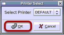 Printer Select