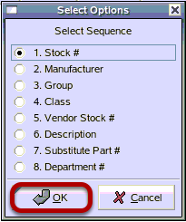 Select Sequence