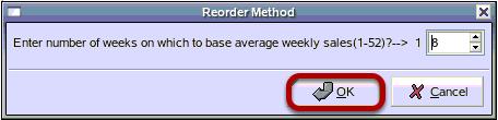Reorder Method