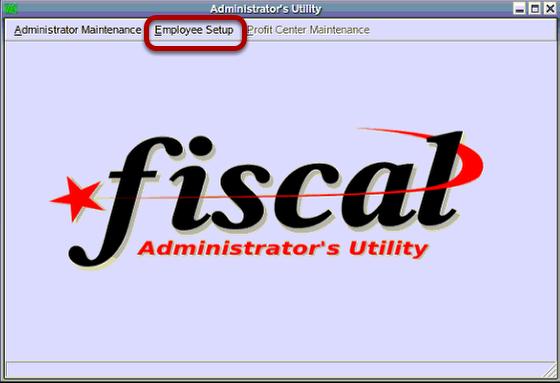 Administrator Utility