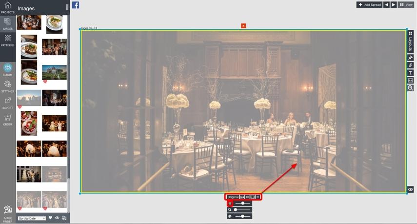 Adjust Background Image