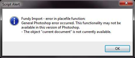 Fixing Photoshop CS6 Adobe User Interface Bug