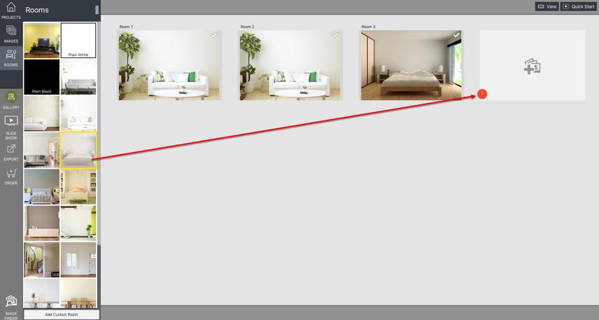 Adding Rooms