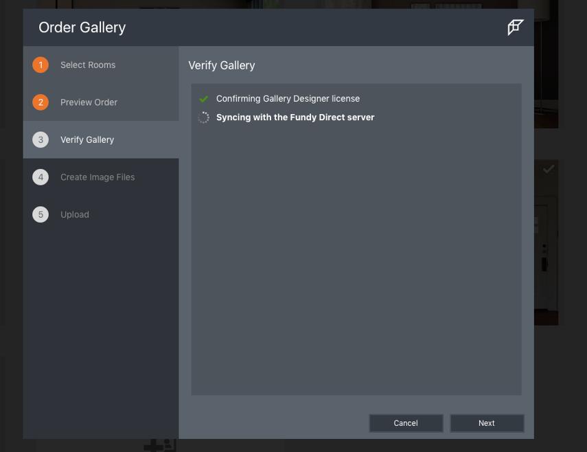 Verify Gallery