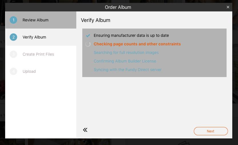 Verify Album