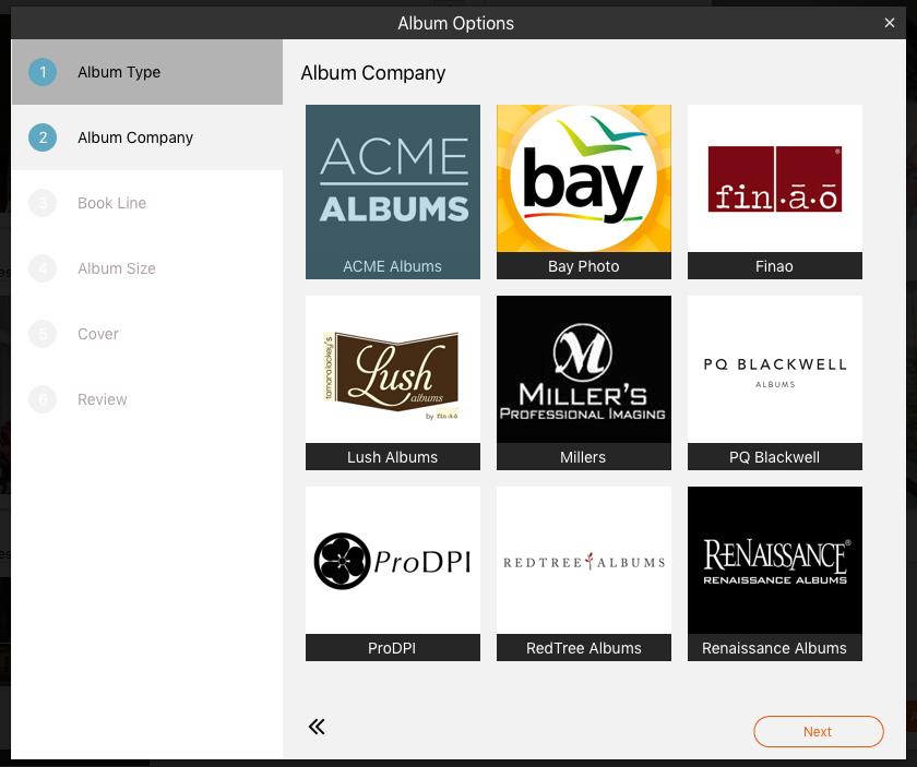 Album Company