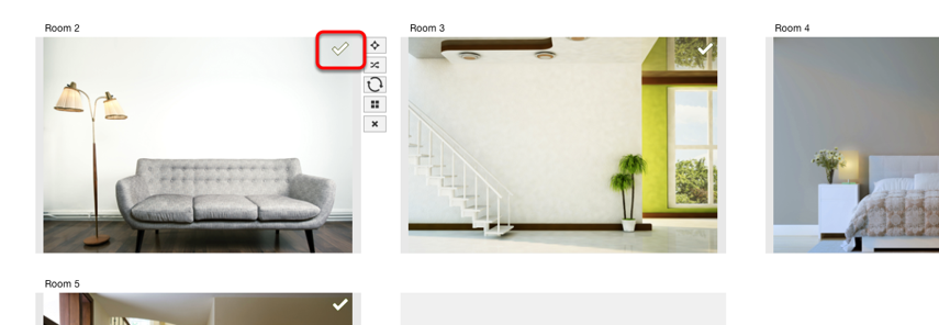 Selecting Rooms