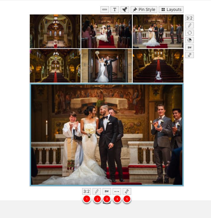 Individual Image Controls