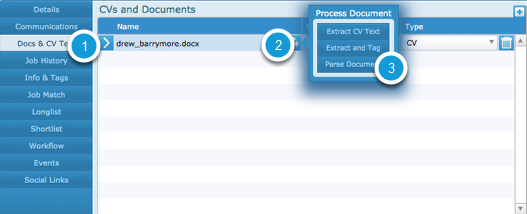 Processing Documents