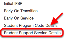"Fields 43(a)(b)(c)(d)(e): Support Service Service Codes - MSDS Characteristic Name - ""Support Services"""