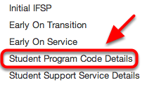 "Fields 42(a)(b)(c): Program Service Codes - MSDS Characteristic Name - ""Program Service Code"""