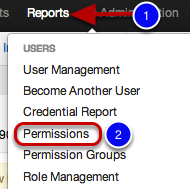 Enable Permissions for Core Data Import Log