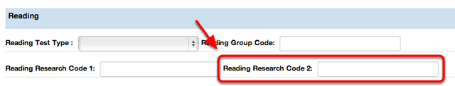 Reading Research Code 2