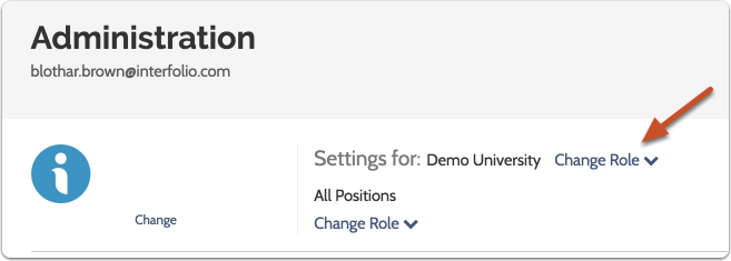 Check to make sure you are editing the settings for the correct unit or position