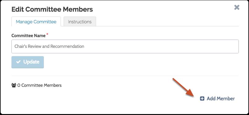 "Click ""Add Member"""