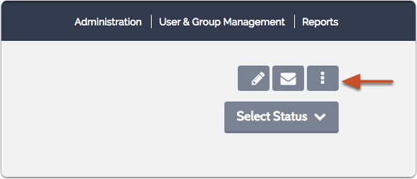 """Click """"Additional Options"""" to the right of the page"""