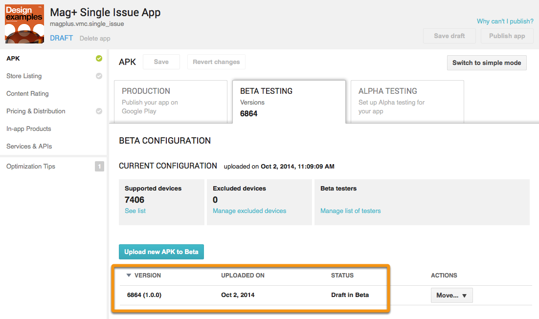 Android - Single-Issue Only: Testing Your App Before Distribution