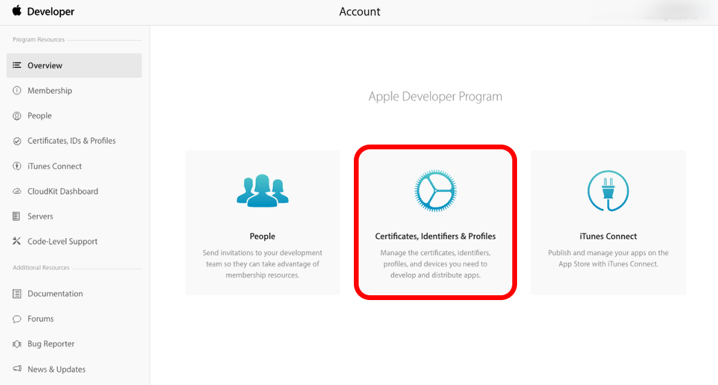 Ios Renewing A Push Notification Certificate Mag Designd Support