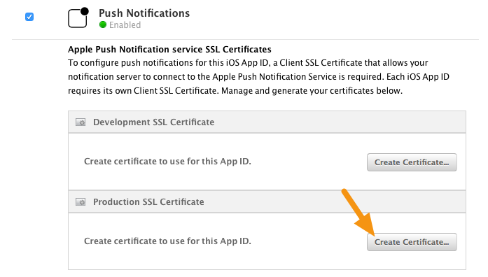 iOS - Renewing a Push Notification Certificate – Mag+ Designd Support
