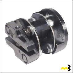 9873 - Backlash-free coupling