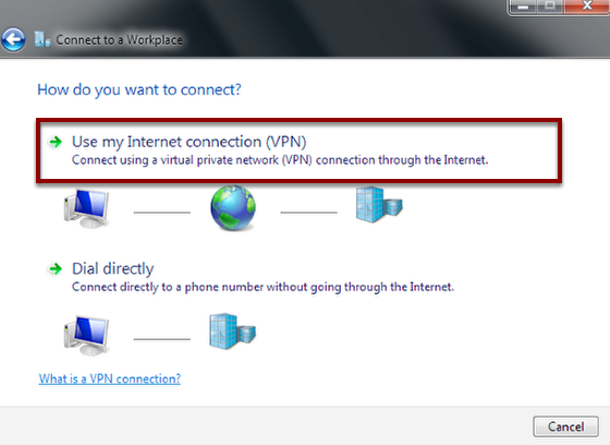 Can't Connect to VPN