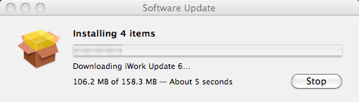 Wait for Updates to Install
