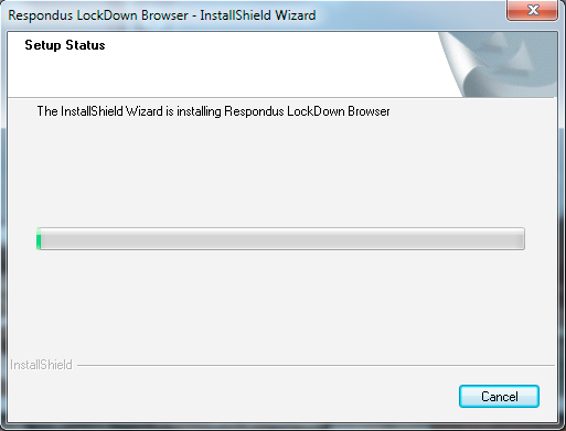 Wait for the Installer to Complete (May Take a Few Minutes)