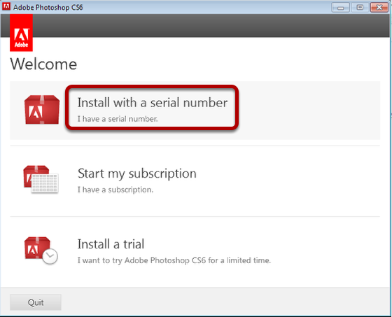 adobe cs6 serial number location in registry